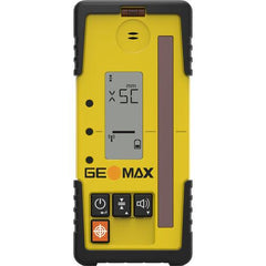 GeoMax ZRD105B Digital Laser Receiver with Beam Catching & Lock, Laser Detector