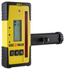 Image of GeoMax Zone20 H Rotating Laser Level with ZRP105 Pro Receiver Alkaline Battery Door