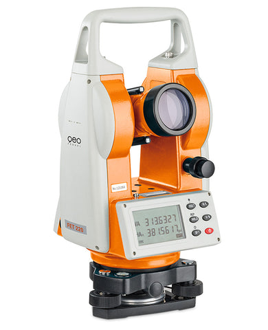 Geo Fennel FET 220 Digital Theodolite, Angle Measuring, Engineering, Construction
