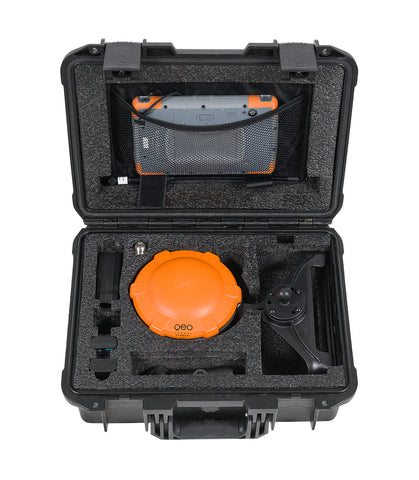 Geo Fennel FGS 100 Complete Set with SurvCE & DC6 - GPS System - GNSS, RTK, Rover & Base Station
