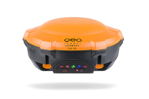 Geo Fennel FGS 100 Network Set with Field Genius & DC6 - GPS System - GNSS, RTK, Rover & Base Station