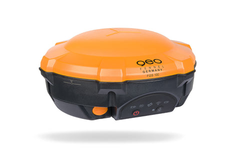 Geo Fennel FGS 100 Network Set with SurvCE & DC6 - GPS System - GNSS, RTK, Rover & Base Station