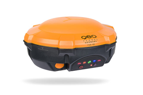 Geo Fennel FGS 100 Complete Set with SurvCE & Mesa 2 - GPS System - GNSS, RTK, Rover & Base Station