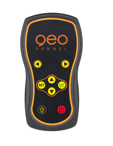 Geo Fennel FR-FKL TRACKING Receiver, Laser Detector for Pipe Laser Levels, Drainage Lasers