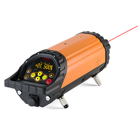 Geo Fennel FKL 55 (LC 2) RED Beam Pipe Laser Level, Drainage Pipe Laser, Plumbing Pipe Laser