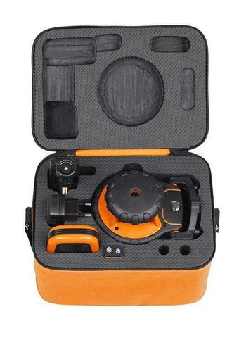 Geo Fennel FLG 190A GREEN Rotating Laser Level with FR 45 Laser Receiver, Rotary Laser Level