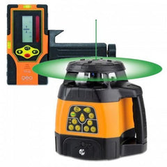 Geo Fennel FLG 240HV-Green (LC 2) Rotating Laser Level without Laser Receiver