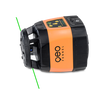 Image of Geo Fennel FLG 245HV GREEN Rotating Laser Level with FRG 45 Laser Receiver, Rotary Laser Level