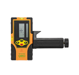 Geo Fennel FLG 265HV GREEN Rotating Laser Level with FRG 45 Laser Receiver, Rotary Laser Level