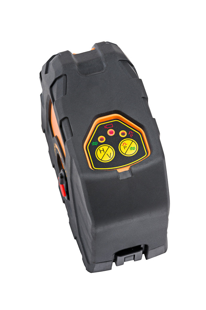 Geo Fennel FLG 40-PowerCross PLUS GREEN BEAM Selection PRO Cross Laser Level, Line Laser, Laser Tools