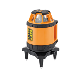 Geo Fennel FL 1000HP Rotating Laser Level, with FR 10 Laser Receiver, Rotary Laser Level, Multi Line