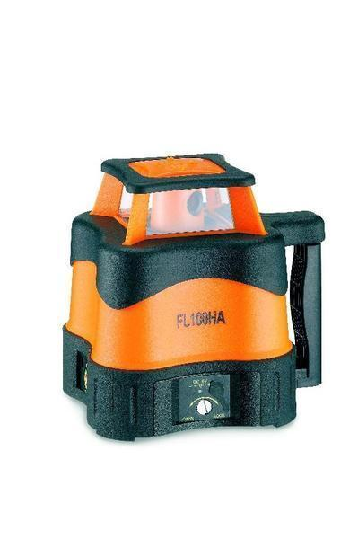 Geo Fennel FL 100HA Rotating Laser Level with FR 45 Laser Receiver, Rotary Laser Level