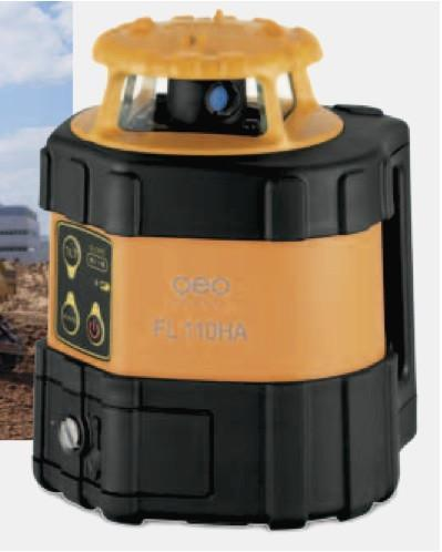 Geo Fennel FL 110HA (LC 2) Rotating Laser Level with FR 45 Laser Detector, Rotary Laser Level, Self Level