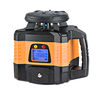 Image of Geo Fennel FL 150H-G (LC 3R) Dual Grade Rotating Laser Level with FR-Dist 30 Laser Receiver, Rotary Laser Level