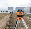 Image of Geo Fennel FL 150H-G (LC 3R) Dual Grade Rotating Laser Level with FR 45 Laser Receiver, Rotary Laser Level