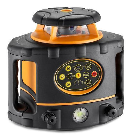 Geo Fennel FL 260VA (LC 2) Rotating Laser Level with FR 45 Laser Receiver, Rotary Laser Level