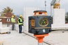 Image of Geo Fennel FL 265HV (LC 2) Rotating Laser Level with FR-DIST 30 Laser Detector, Rotary Laser Level