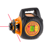 Image of Geo Fennel FL 500HV-G (LC 2) Dual Grade Rotating Laser Level with FR 45 Laser Receiver, Rotary Laser Level