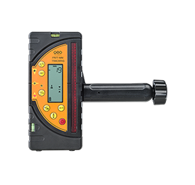 Geo Fennel FL 500HV-G (LC 2) Dual Grade Rotating Laser Level with FR 45 Laser Receiver, Rotary Laser Level