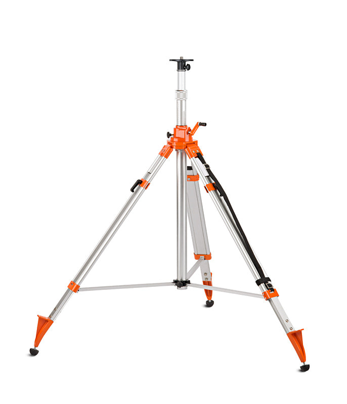Geo Fennel FS 50-L Elevating Tripod, Elevator Tripod for Laser Levels, Line Lasers, Laser Tools, Cross Lasers
