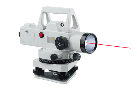 Geo Fennel GFE 32-L, 360° with Laser, Engineers Precision Automatic Level, Dumpy Level