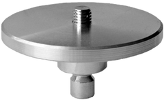 Geo Laser Plug-in Spigot Adapter d = 20, D = 125 mm