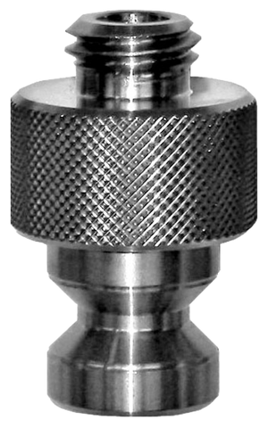 "Geo Laser Plug-in Spigot Adapter d = 20, D = 28 mm, 5/8"" Thread"