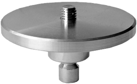 Geo Laser Plug-in Spigot Adapter d = 22, D = 125 mm