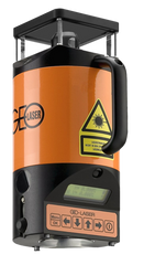 Geo Laser RL-70L Fully Automatic Rotating Laser for Horizontal Use