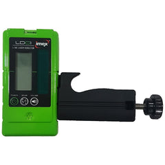 Imex Green Line Laser Receiver, Laser Detector for Line Lasers, Laser Accessories