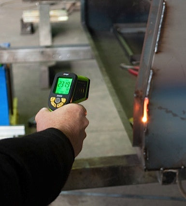 Imex Infrared Thermometer -50°C to +650°C, Laser Temperature Measuring