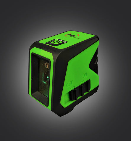 Imex L2G Green Beam Mini Crossline Laser Level