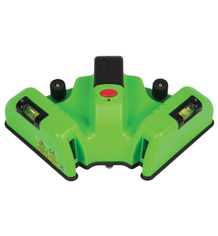 Imex LX11GP Premium Laser Square, Green Beam Laser Level
