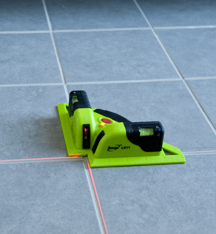 Imex LX11 Laser Square, Floor Laser Line, Laser Level