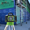Image of Imex i77R Rotating Laser Level Horizontal only with LRX10 Laser Receiver and Tripod & 5m Staff