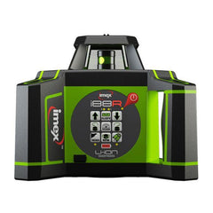 Imex i88R HV Rotating Laser Level with LRX10 Laser Receiver, Rotary Lasers
