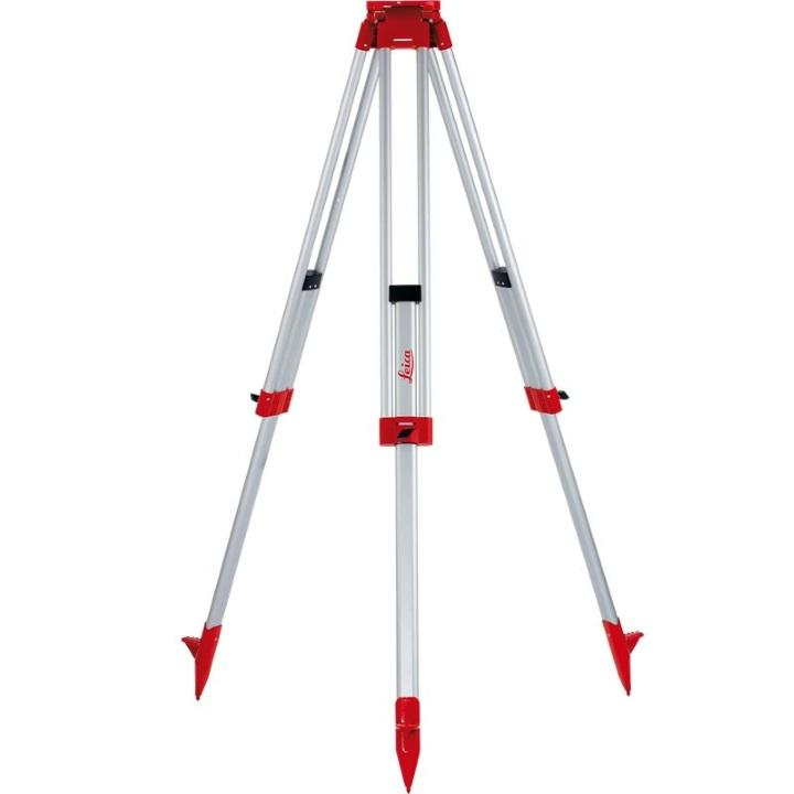 LEICA GST05L Aluminium Flat Top Tripod Medium heavy duty