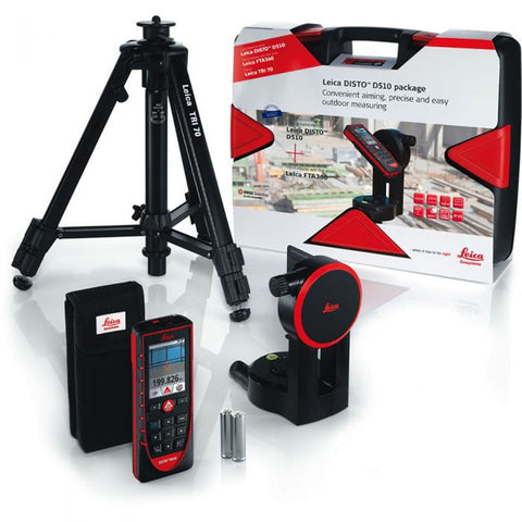 Leica Disto D510 Package Laser Measurer