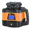Image of PACK Geo Fennel FL 150H-G DUAL GRADE Laser Level Package, Detector, Tripod, Staff, Rotary Laser Tools