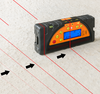 Image of PACK Geo Fennel FL 275HV TRACKING Laser Level Package, Detector, Tripod, Staff, Rotary Laser Tools