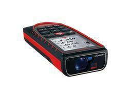 Leica Disto D510 PACKAGE Laser Measurer, Laser Tape, Distance Measure, Laser Measuring Tools