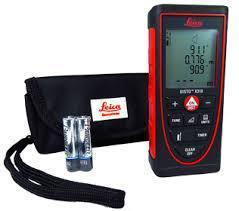 Leica Disto X310 Laser Measurer, Laser Tape, Distance Measure, Laser Measuring Tools