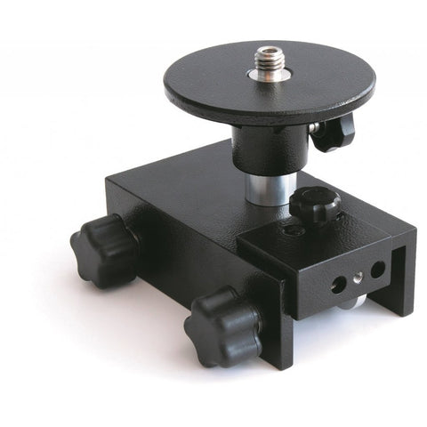 Leica A220 Batter Board Clamp with Adaptor - used with the Rugby 640 and 840 Laser Level