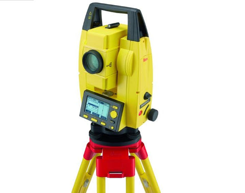 Leica BUILDER 309 - 9 Construction Total Station with EDM, Internal Memory