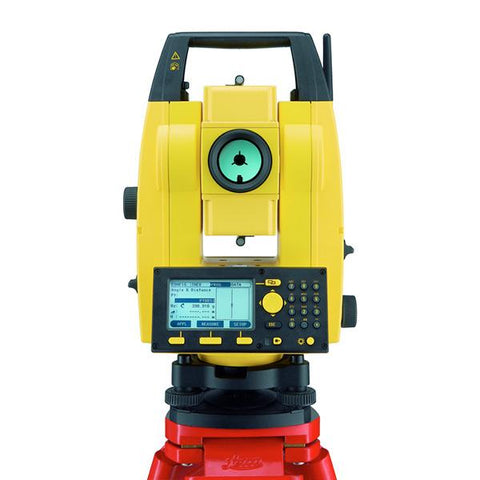 "Leica BUILDER 505 5"", Construction Total Station - 5 seconds of angular accuracy"