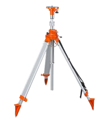 Leica FLAT TOP Tripod KEL-300 Elevating. SCREW Alum. 3.010m 6.8kg