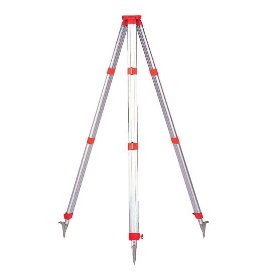 Leica FLAT TOP Tripod SKY-OL. SCREW/ Alum/ 1.94m-3.57m/ 6.3kg