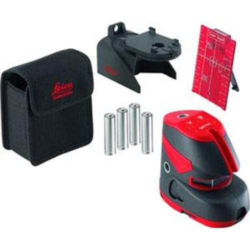 Leica Lino L2+ Cross Laser Level hard case ( limited stock , clearance )