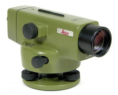 Leica NA2 Universal Automatic Level for high precision levelling. 32 x optical zoom, 1 km d run = 0.7mm.