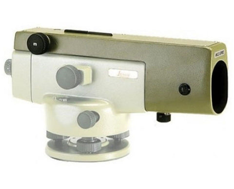 Leica Parallel-Plate Micrometer (Invar staff is LG555636) 0.3mm